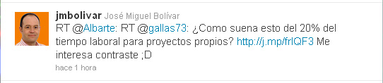 Twitter El Efecto Pigmalion 3