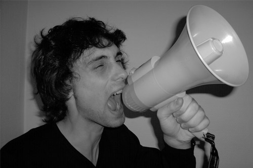 Deja de hacer ruido
